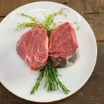 Grass Fed Parthenais Beef Filet