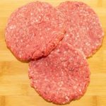 Grass Fed Parthenais Beef Hamburger Patties