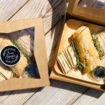 Bread and cracker box